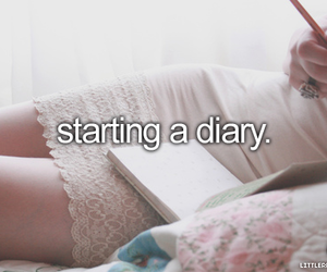 diary and quotes image