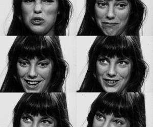 jane birkin, 60s, and happy image