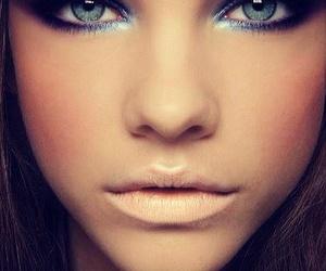 eyes, gorgeous, and lips image