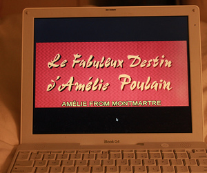 amelie, laptop, and ibook image