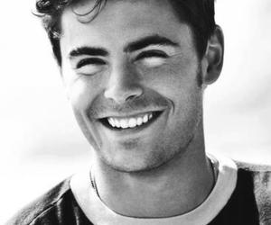 zac efron, smile, and Hot image