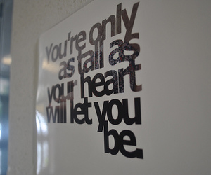 heart, photography, and quote image