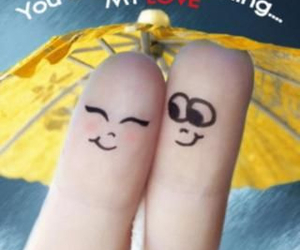 love, smile, and cute image