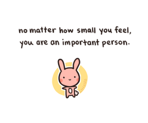 cute, important, and quote image