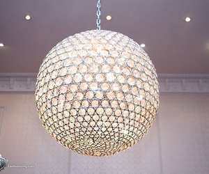 disco, light, and cute image