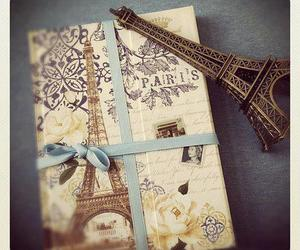 paris, photography, and book image