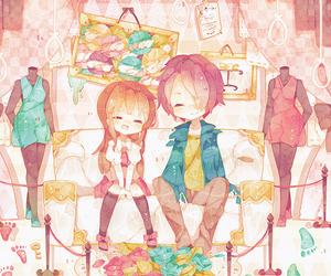 kawaii, ib, and chibi image