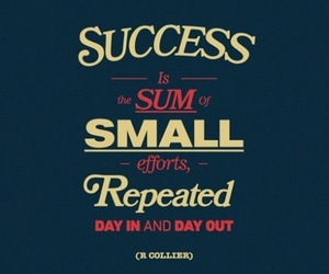 success, quotes, and life image