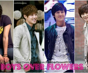 boys over flowers f4 image