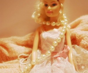 barbie, collar, and crown image