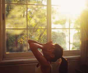 bokeh, window, and cute image