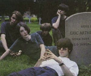 slowdive and cemetery image
