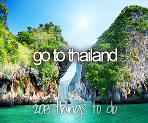 2013 things to do, thailand, and 2013 image