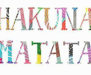 hakuna matata and quotes image