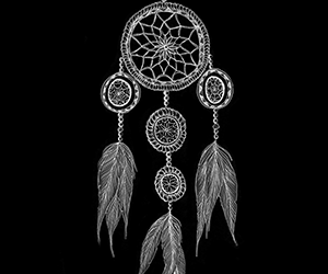 dreamcatcher, Dream, and overlay image