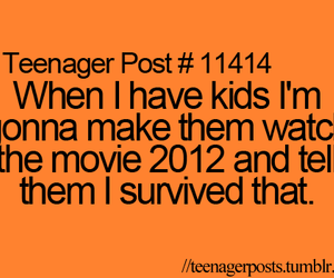 funny, kids, and 2012 image