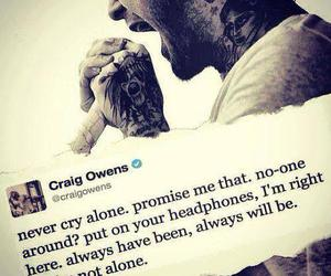 craig owens, music, and chiodos image