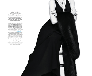 black and white, Iselin Steiro, and pose image