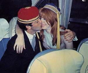 Paul McCartney, jane asher, and love image