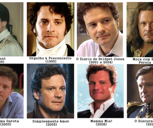 Colin Firth, carrer, and the king's speech image