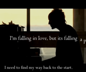 love, the maine, and into your arms image