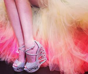 shoes, fashion, and dress image