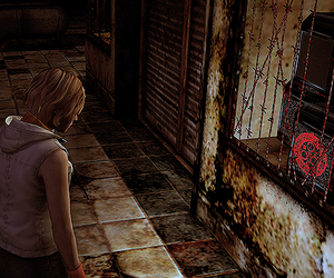 blonde girl, blonde hair, and games image