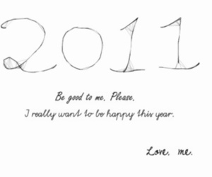happy, 2011, and please image