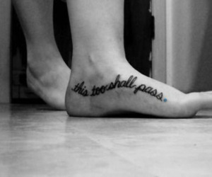 quote, saying, and tattoo image