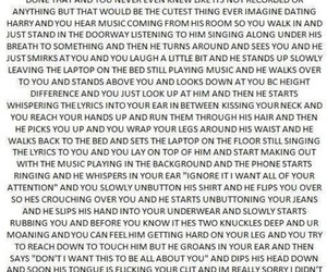 one direction imagine, harry styles imagine, and harry imagine image