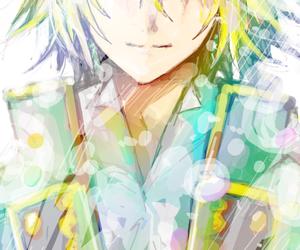 anime, pandora hearts, and jack vessalius image