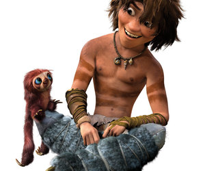 belt, the croods, and guy image