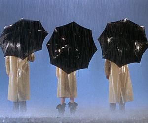 Debbie Reynolds, Gene Kelly, and singin' in the rain image