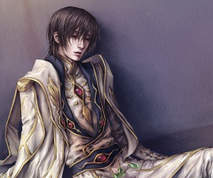 anime, code geass, and illustration image
