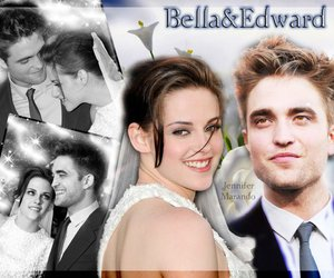 bella swan, kristen stewart, and married image