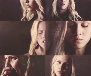 rebekah mikaelson, blonde, and The Originals image