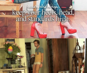 pewdiepie, funny, and high heels image