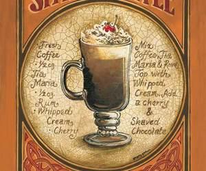 spanish coffee image