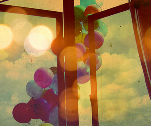 balloons and summer image
