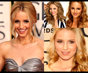 glee, Quinn, and dianna agron image