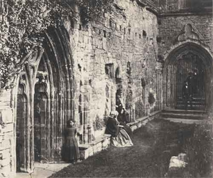 arches, victorian, and cloister image