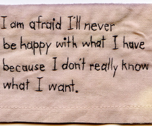 quotes, afraid, and happy image