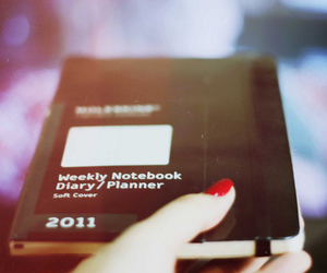 nails and notebook image