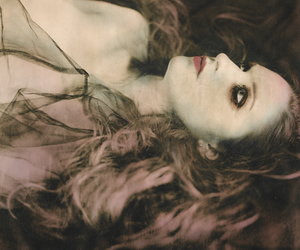 ellen rogers, gothic, and hair image