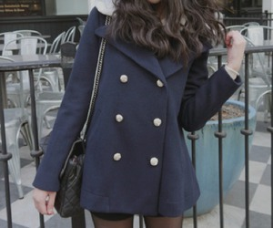 adorable, purse, and curls image
