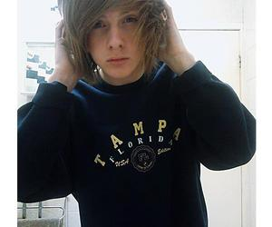 emo boy and cute image