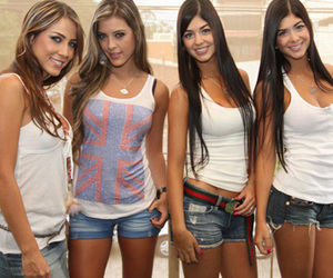 girls, models, and sexy image
