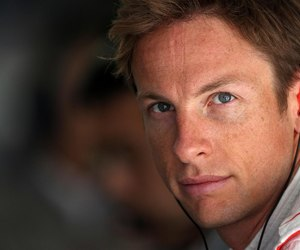formula 1, gorgeous, and jenson button image