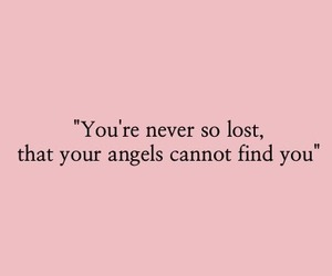 angel, quotes, and lost image