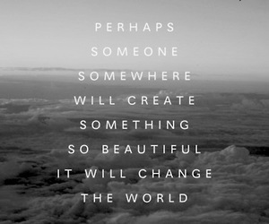 quote, change, and world image